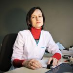 Gyd. otorinolaringologė Jovita Karanauskienė savo darbe pradėjo naudoti pažangią ir modernią technologiją – LOR endoskopą